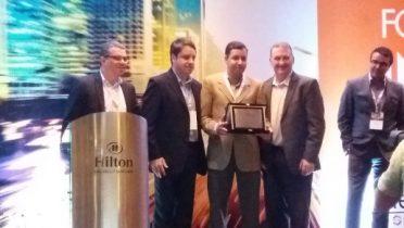 NetSol recebe prêmio SonicWall