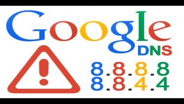 Problemas com os DNS's do Google