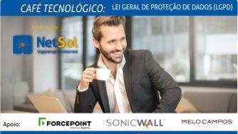 Café Tecnológico – NetSol<br /><br />