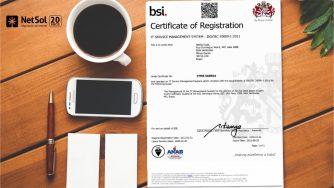 Certificação ISO 20.000