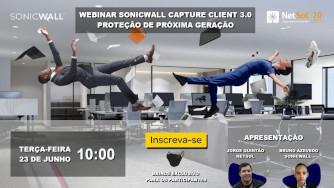Webinar Capture Client 3.0 – Proteção de próxima geração